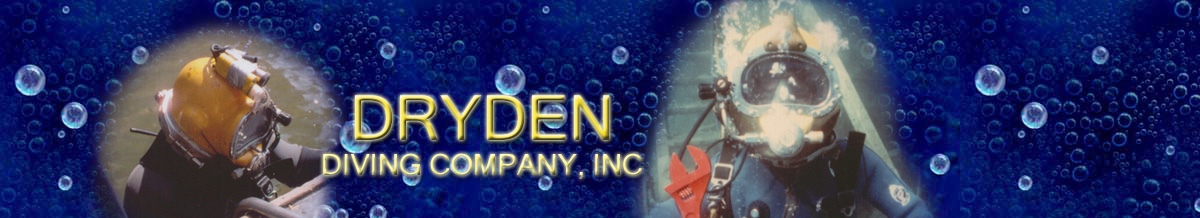 Dryden Diving Commercial Diving NJ, PA, DE